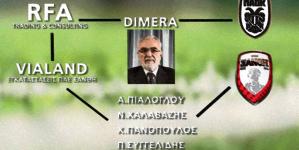 Σκάνδαλο ΠΑΟΚ-Ξάνθη: Η διαδρομή 8 εκατ. ευρώ από την RFA στην Dimera!