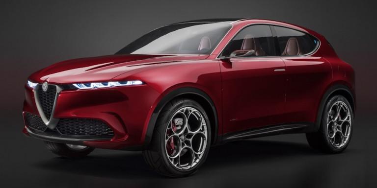 Πατάνε «γκάζι» οι Ιταλοί: Η Alfa Romeo ετοιμάζει δύο νέα SUV [εικόνες]