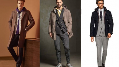 6 Εύκολοι τρόποι για να συνδυάσει ένας άνδρας τα ρούχα του!