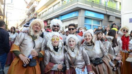 Μοναδικό Το καρναβάλι του Άργους Ορεστικού!