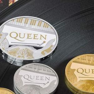 Αποκαλυπτήρια για το νόμισμα προς τιμήν των Queen – Tο πρώτο ροκ συγκρότημα που τιμάται με σειρά συλλεκτικών νομισμάτων