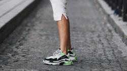 Ήρθε η ώρα να αποχωριστούμε τα chunky sneakers; Το νέο μοντέλο του οίκου Balenciaga το επιβεβαιώνει