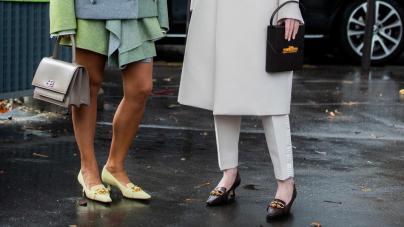 Intellectual της μόδας -Τα νέα loafers είναι πιο chic, πιο θηλυκά και έρχονται να απογειώσουν το στιλ μας