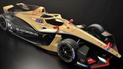 H DS παρουσιάζει το αγωνιστικό της όχημα για τη Formula E