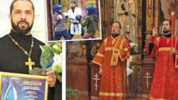 Ο ιερέας με τη «δίπλή ζωή» – Έχει μαύρη ζώνη στο καράτε και είναι πρωταθλητής στο bodybuilding